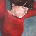 "Beverley Hawksley ""Red Dress"""